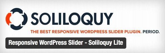 Soliloquy Lite plugin