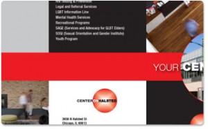 Donor brochure ~ COH