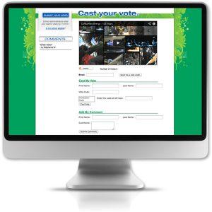 GreenScenes Cast your vote
