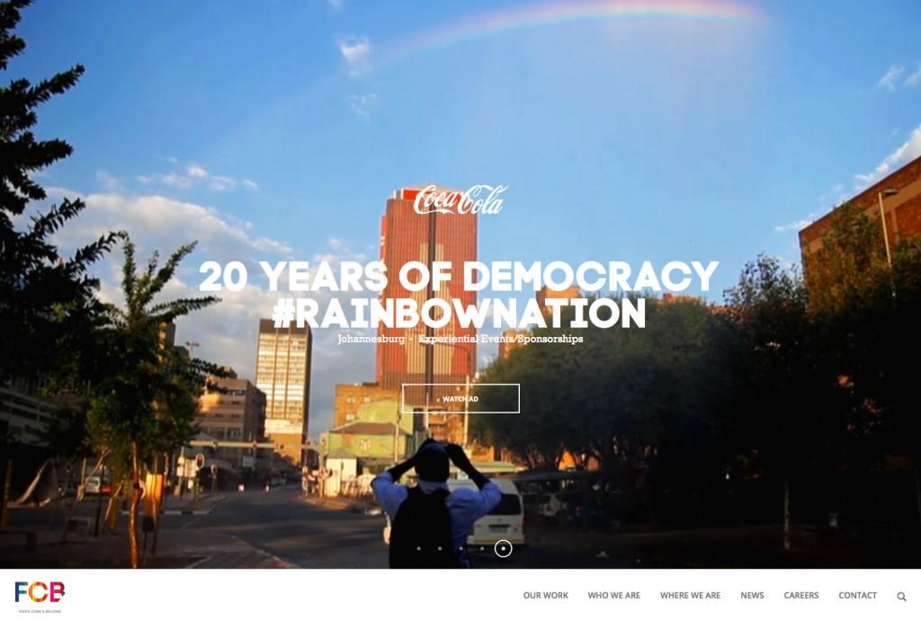 FCB website creative pick