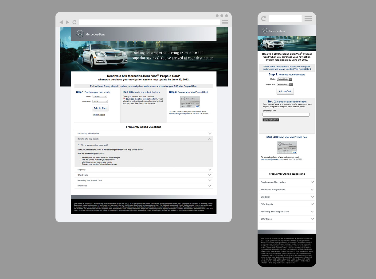 Mercedes-Benz Map Update Case Study - JustinHerren com