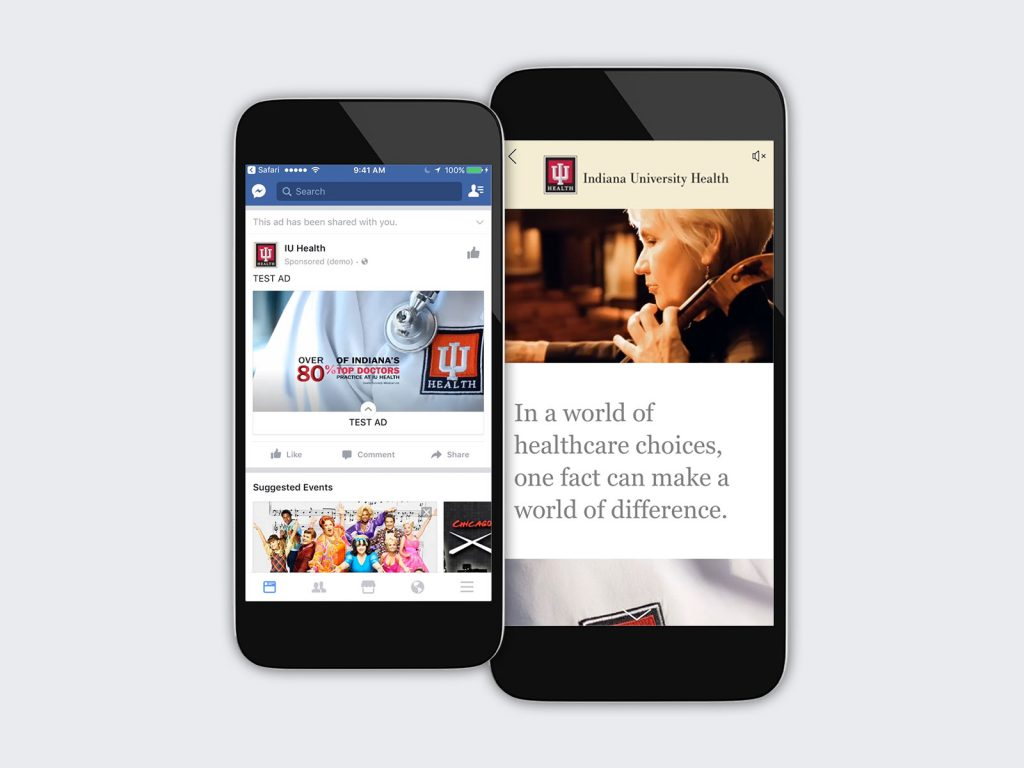 Facebook Canvas Example