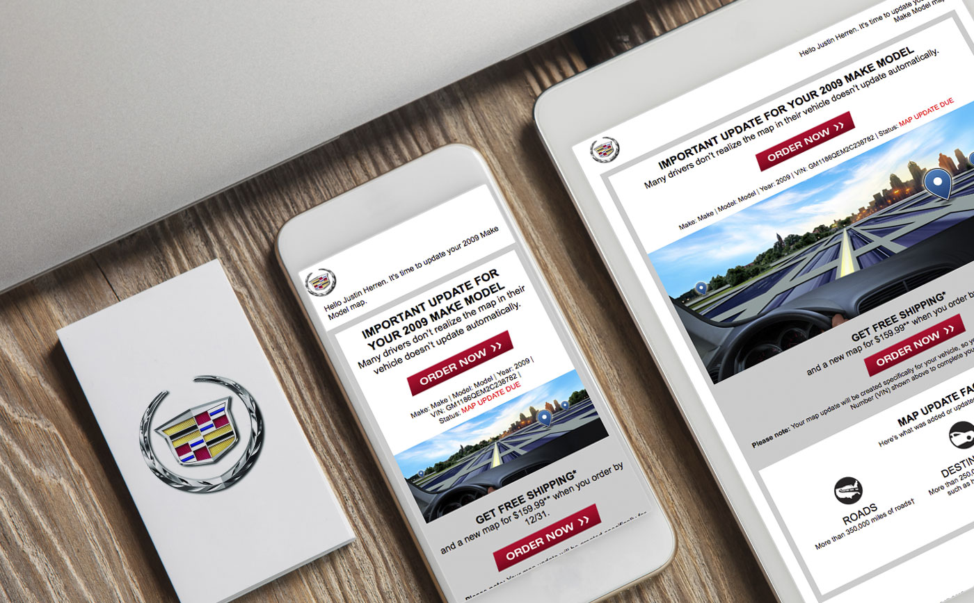 Case Study: Cadillac - LITBeL Consulting