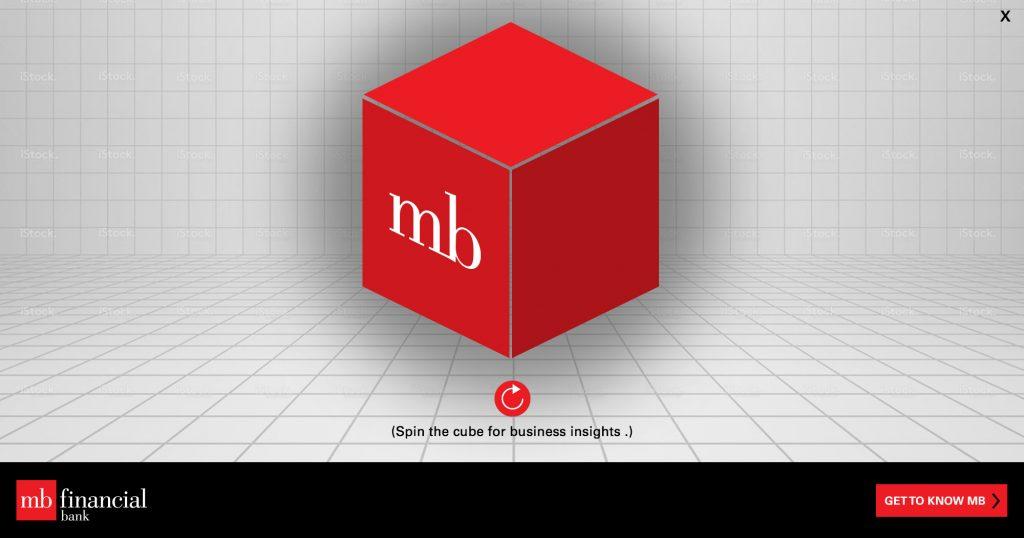 MB Financial Undertone Interstitial